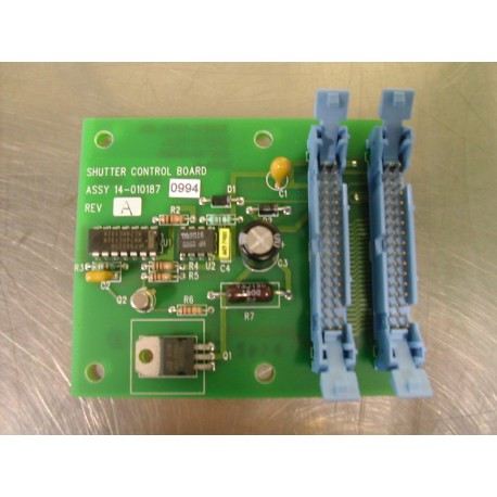 ASSY, PCB, A-SPECTRO SHUTTER