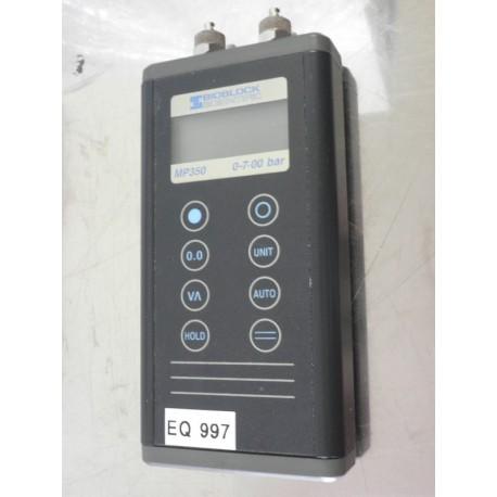 DIF. PRESSURE TRANSMITTER BIOBLOCK SCIENTIFIC MP350