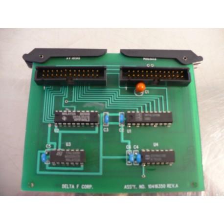 PRINTED CIRCUIT BOARD DELTA F CORP 10416350