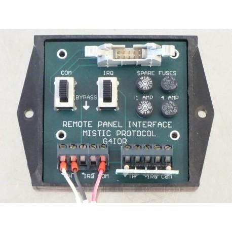 PCB OPTO22 G4IOR REMOTE PANEL INTERFACE MISTIC PROTOCOL