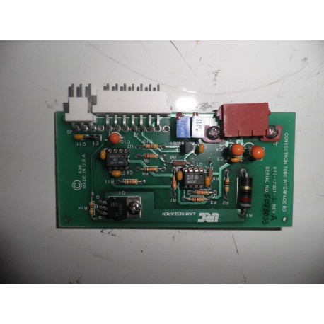 ASSEMBLY, PCB, CONVECTRON TUBE INTERFACE