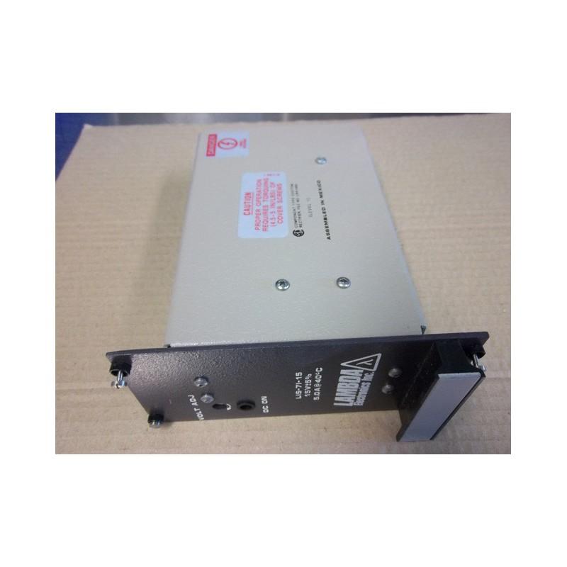 Power Supply Dc 15v Regulated