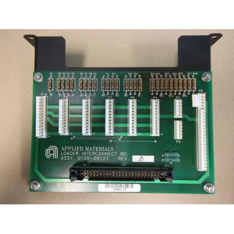 LOADER INTERCONNECT BOARD
