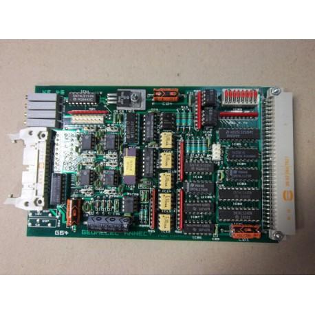 ANALOG DIGITAL CONVERTER BOARD G64