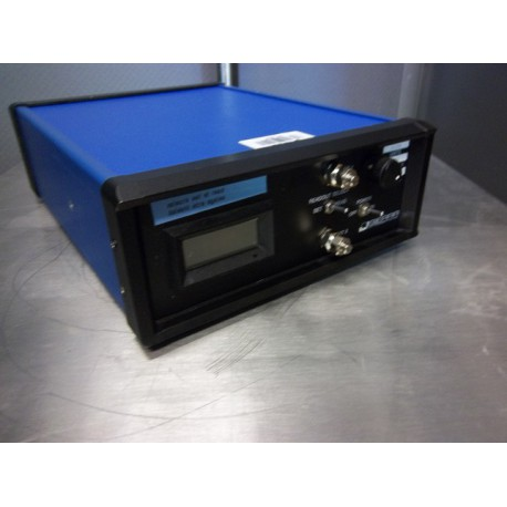 TWO CHANNEL MFC MASS FLOW CONTROLLER READOUT 741