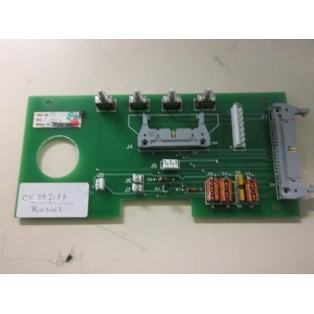 FRONT PANEL INTERFACE BOARD
