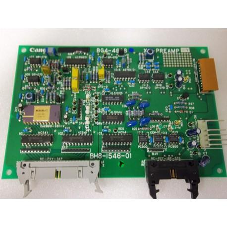XY PREAMP PCB