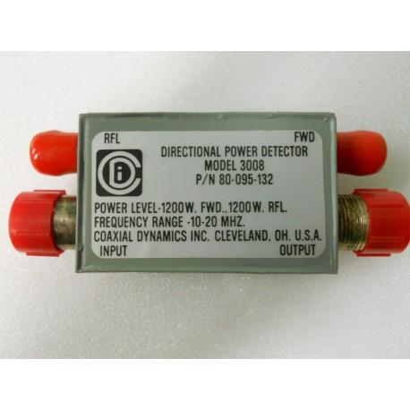 DIRECTIONAL POWER DETECTOR MODEL 3008