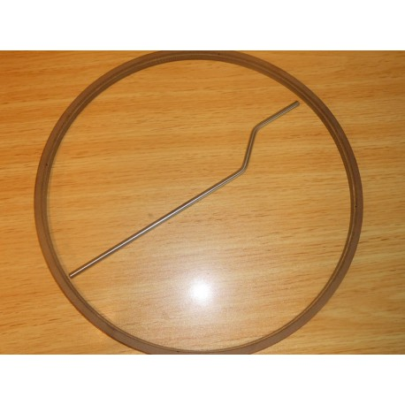LOCATOR RING - CERAMIC + PLATEN CLAMPING BAR