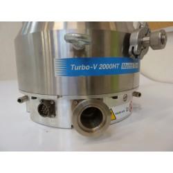 TURBOMOLECULAR PUMP VARIAN TURBO- V 200HT MACROTORR