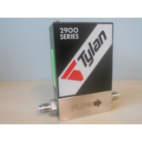 MASS FLOW CONTROLLER TYLAN FC-2900V 1SLPM O2