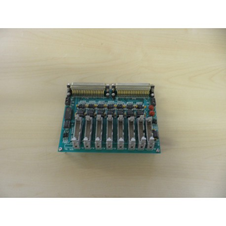 GAS BOX INTERFACE PCB