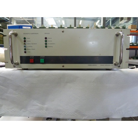 TURBOMOLECULAR PUMP CONTROLLER OSAKA VACUUM TD360