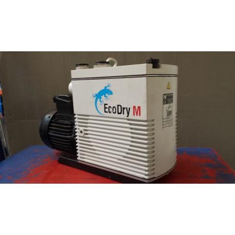 ROTARY PISTON VACUUM PUMP LEYBOLD ECO DRY M20