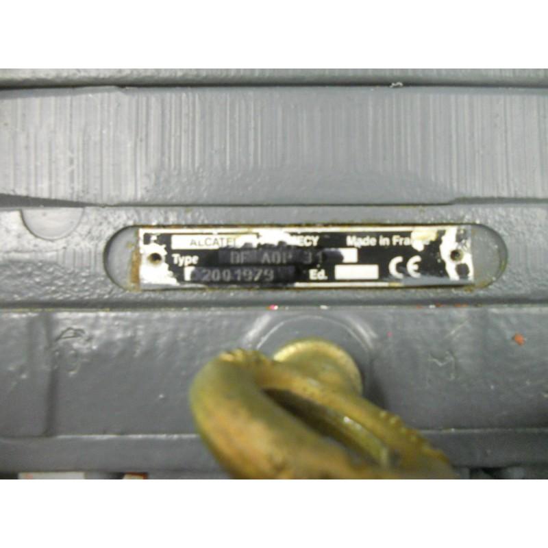 Roots Vacuum Pump Alcatel   Adixen Df Adp 31