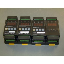 SET OF 4 DIGITAL METER RELAY