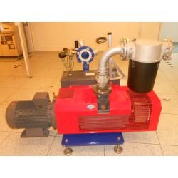 пластинчатороторныйвакуумный насос MILS EVISA E600