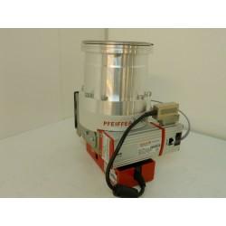 TURBOMOLECULAR PUMP PFEIFFER VACUUM TMH262 PN