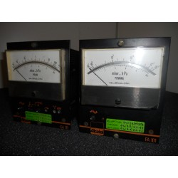 SET OF MANOMETERS FA101 and CA111