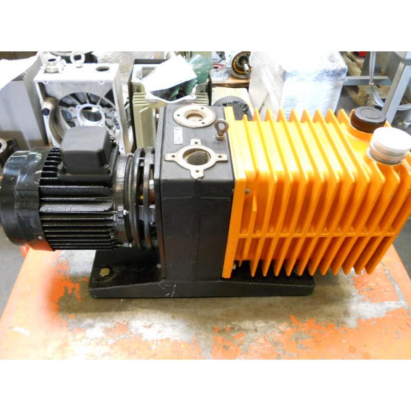 Rotary Vane Vacuum Pump Alcatel   Adixen 2033