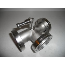 SET OF 2 TEE CHAMBER ROUGHT PM