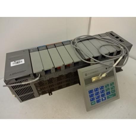 PLC ALLEN-BRADLEY SLC 500 SERIE