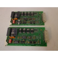 SET OF 2 STEPPER MOTOR DRIVER BD PCB