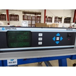 GAS ANALYZER SPECTRA VACSCAN
