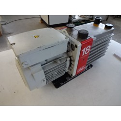 ROTARY VANE VACUUM PUMP EDWARDS E2M 18