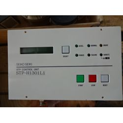 CONTROLADOR DA BOMBA TURBO SEIKO SEIKI SCU-H1301L1