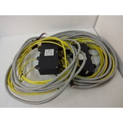 SET OF 2 DEVICE BOX AND CABLES