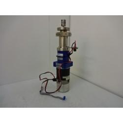 GEARMOTOR & ferrofluid rotary motion feedthru