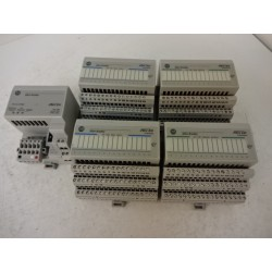 SET OF 5 FLEX I/O MODULE