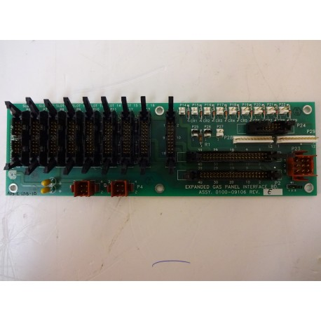EXPANDED GAS PANEL INTERFACE BOARD