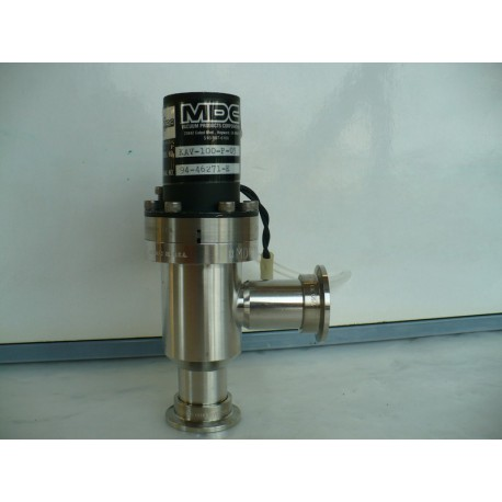 PNEUMATIC ANGLE VALVE MDC KAV-100-P-03 DN 25