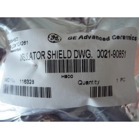 INSULATOR SHIELD 0021-90851