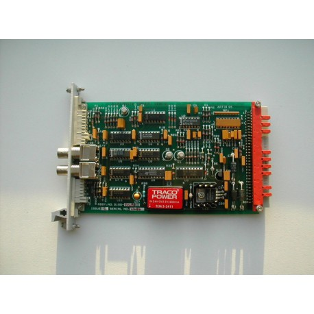 PCB ASSY BEAM PROFILER INTERFACE