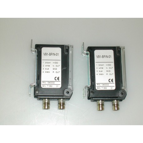 SWITCHING AMPLIFIER STM V91-BP/N-01