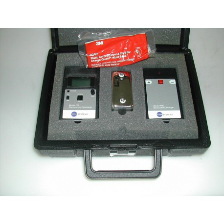 ELECTROSTATIC FILDMETER ION SYSTEMS 775PSV