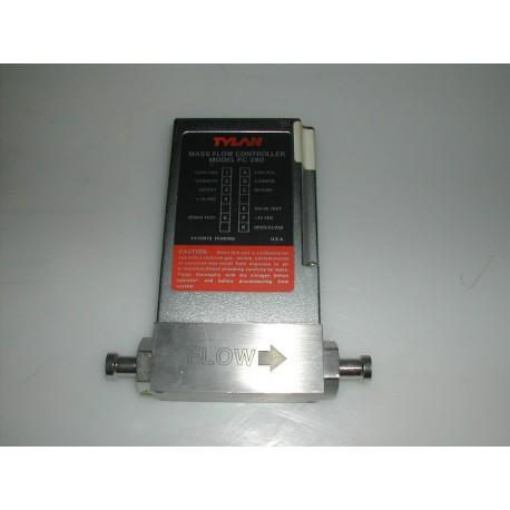 MASS FLOW TYLAN FC280 H2 300Sccm