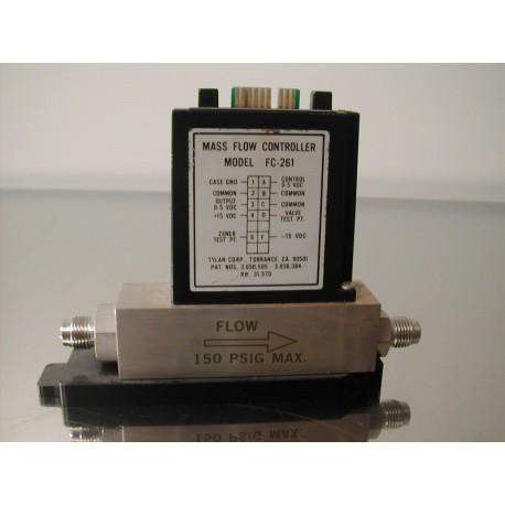 MASS FLOW TYLAN FC261 N2 7SLM