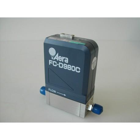MASS FLOW AERA FC-D980C Ar 100Sccm