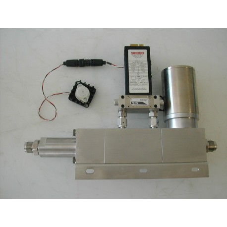 MASS FLOW SIERRA 840H-SQR-196 Gas:Ar Range:0-600 SLM