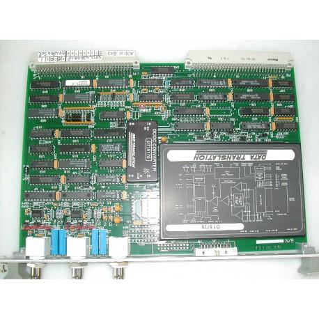 PRINTED CIRCUIT BOARD ASML 4022.436.0018 1D