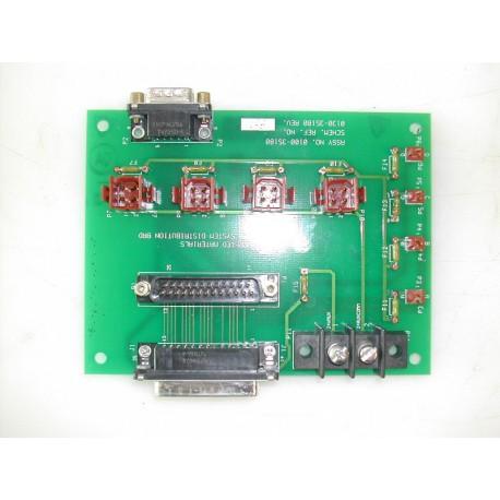 PCB, SYSTEM DISTRIBUTION BOARD, DPA