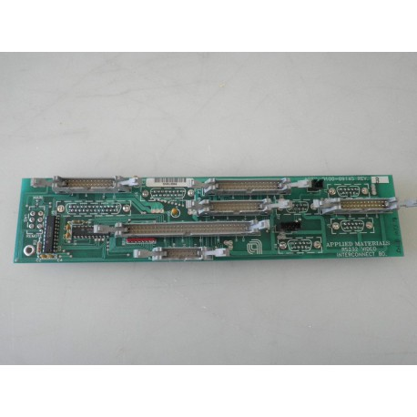 RS 232 VIDEO INTERCONNECT BD.