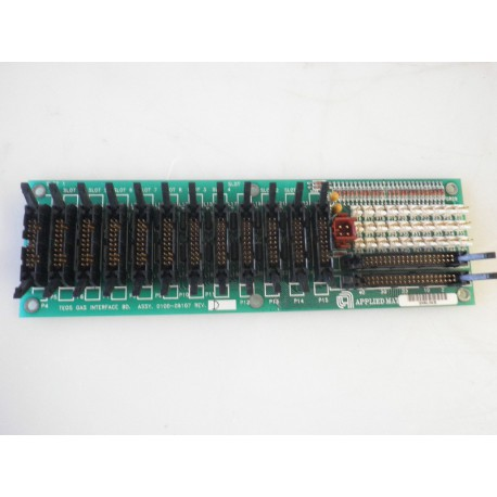 P5000 TEOS GAS INTERFACE BOARD
