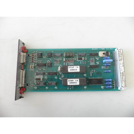 PCB ASML DIGITAL CONTROL BOARD LIBRARY CSPM
