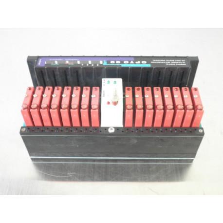 BRICK DISCRETE REMOTE DIGITAL 16 CHANNEL OPTO22 G4D16R
