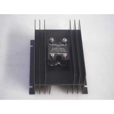 SOLID STATE RELAY CUTLER-HAMMER E45R240D75